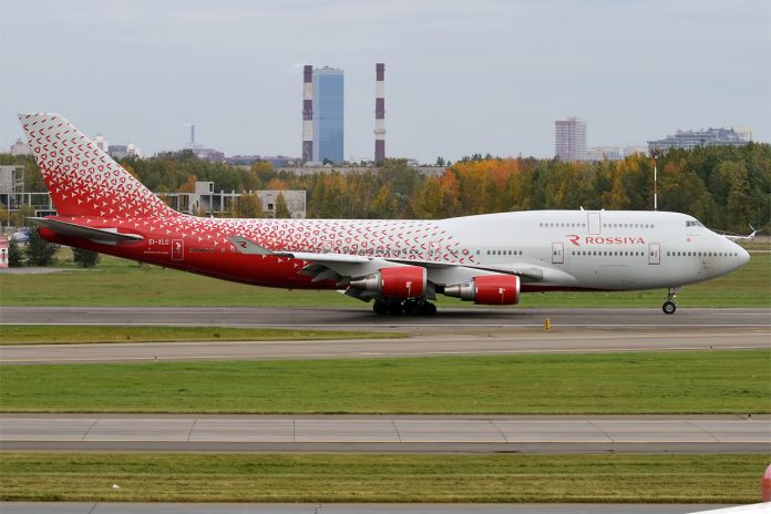 Rossiya Airlines booking