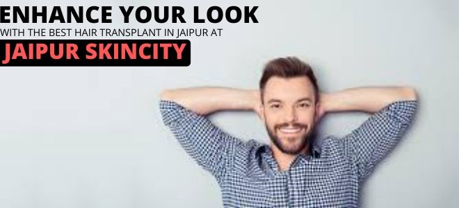 The Best Dermatologist in Jaipur to treat Hair Loss by PRP Treatment